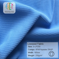S-LP250 Wholesale Liverpool Bullet Fabric,240-250gsm,160cm,MOQ=35kg